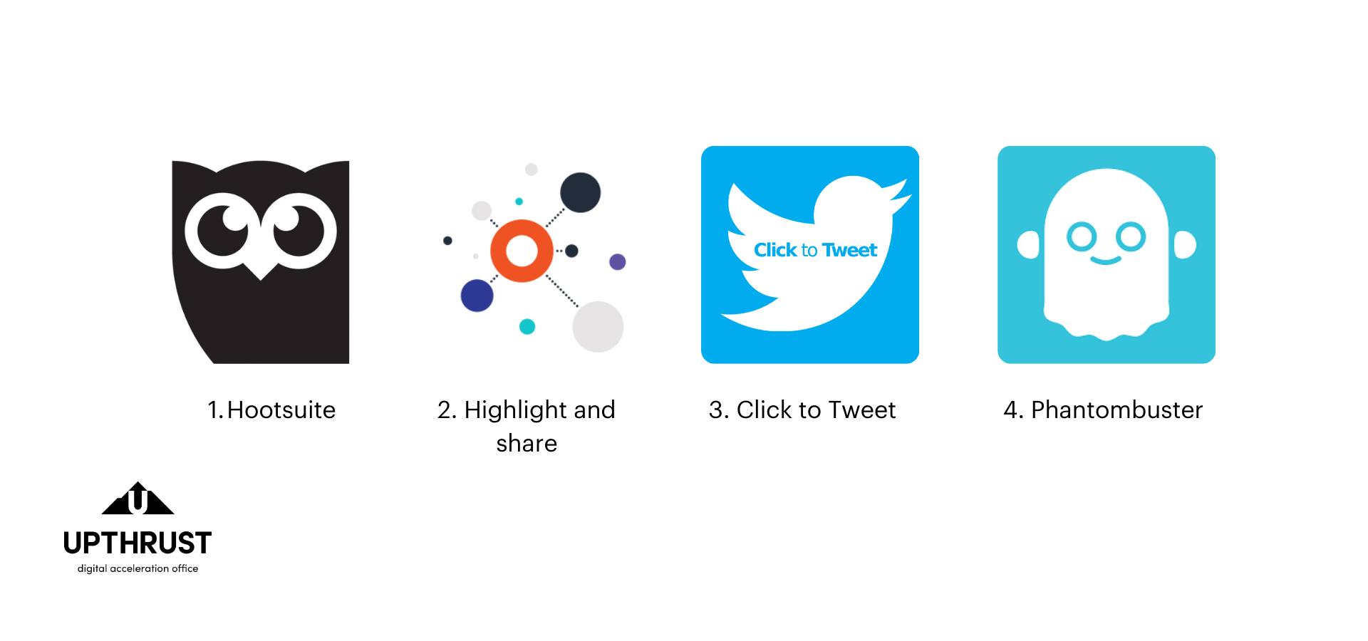 Best tools for social media